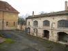 Ghetto Terezín. Zde žila a zemřela Marie Alinčová.