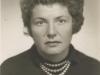 Věra Bauerová, rozená Fuchsová. Přeživší z Terezína.