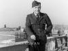 Karel Bergman, rodák z Trhové Kamenice (Pardubický kraj). Tlumočník československých jednotek v RAF.