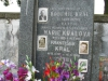 Bohumil Král - hrob oběti bombardování Mostu, hřbitov Trhová Kamenice (Pardubický kraj). Oběť druhé světové války.
