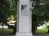 Rejowiec, Polsko. Památník obětem druhé světové války.