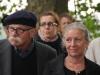 Pietní akt za oběti holocaustu - židovský hřbitov Dřevíkov, Pardubický kraj, 2. 9. 2012